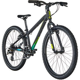 ORBEA MX Dirt 24'' Niños, black/green